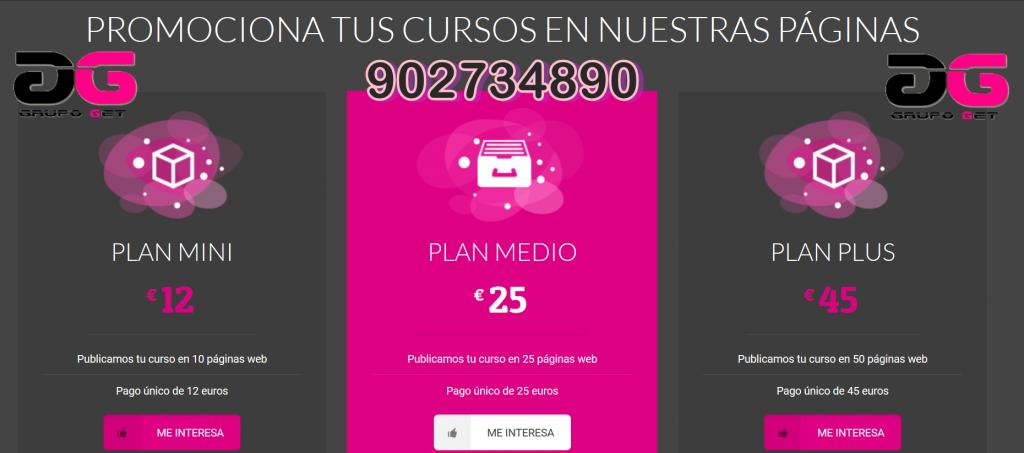 Marketing para cursos y masters en internet